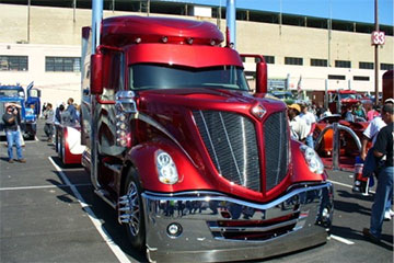 Owner Operator Trucking Business