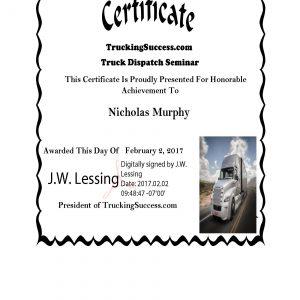 Truck Dispatch Service - TruckingSuccess com - 24/7 -