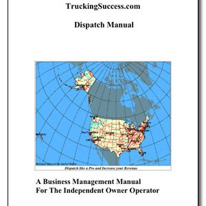 Dispatch Manual Trucking