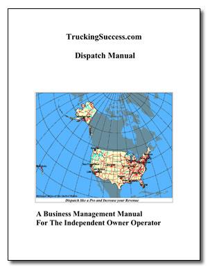 Dispatch Manual Trucking 2019 PDF - Download -